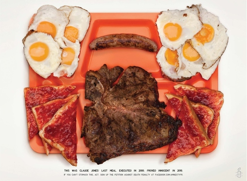 A Photographer Captures The Last Meals Of Wrongfully Executed Inmates