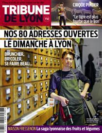 Tribune de Lyon n°438 du mercredi 30 avril 2014