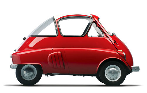 THE ISO ISETTA | Italian Ways