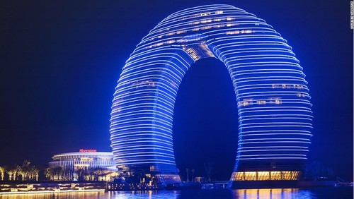 Sheraton Huzhou Hot Spring Resort, Huzhou