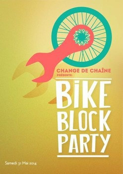 Selector del Camping - BIKE BLOCK PARTY - EXTRA! Nuits sonores 2104