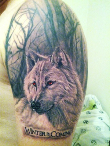 The 25 Most Epic Geek Tattoos (ils sont fous !)