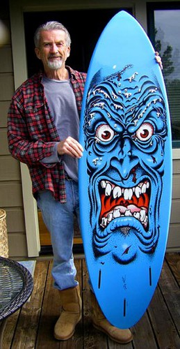 Jim Phillips: Santa Cruz Skateboards