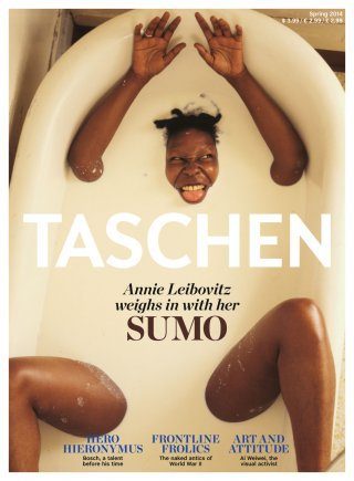 TASCHEN Books: woopy goldberg by Annie Leibovitz
