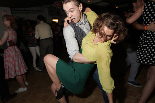 Comeback for the Lindy Hop (Give Credit to Sweden) - NYTimes.com