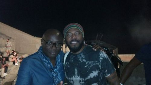 Osunlade and Me @ worldwide Festival
