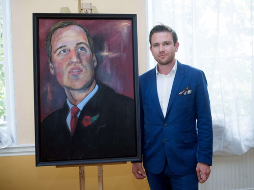 Le portrait critiqué du Prince William