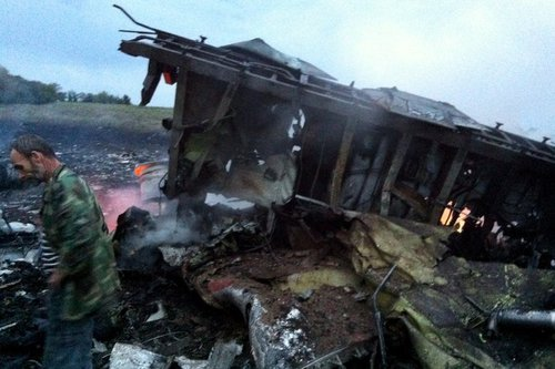 The Malaysia Airlines crash over Ukraine: what we know and don't know