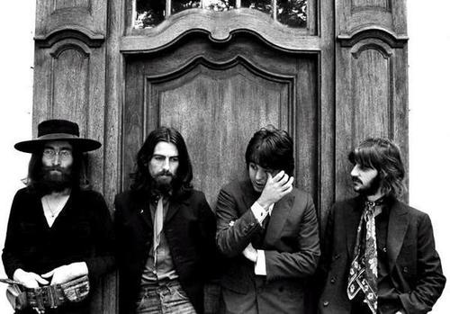 The Beatles' Final Photoshoot, 1969.