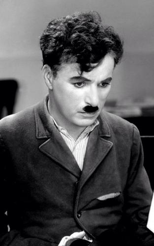 Charlie Chaplin in Limelight, 1952.