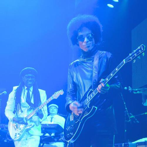 "Prince and Nile Rodgers Cover David Bowie's ""Let's Dance"": Video"