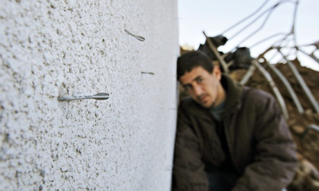 Israel using flechette shells in Gaza