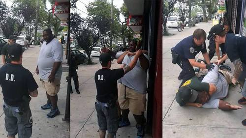 Eric Garner Dies After NYPD Cop Puts Him In Chokehold