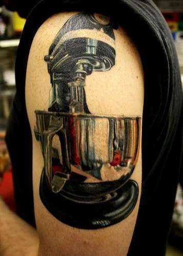 KitchenAid tattoo
