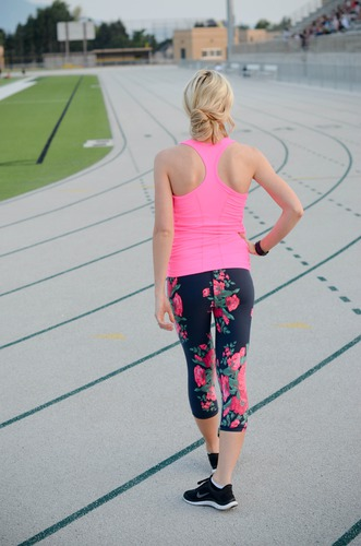 Little Miss Fearless: Fitness Friday: How to get toned in 3 weeks