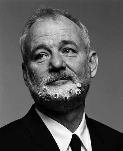 Bill Murray par Inez and Vinoodh, 2004