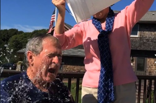 Why you should stop pretending the ice bucket challenge is about anything other than yourself