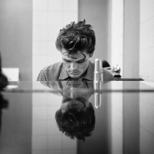 Chet Baker par William Claxton, Los Angeles, 1954.