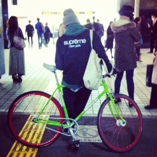 Supremely cool #bike