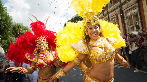 Notting Hill Carnival 2014 – Location, travel and safety information