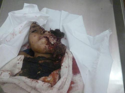 The children of the Jouda family massacred a while ago in north #Gaza