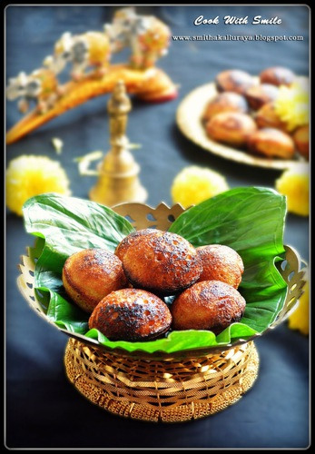 SWEET APPA / APPE RECIPE / NEI APPAM / SWEET PANIYARAM  #food #recette