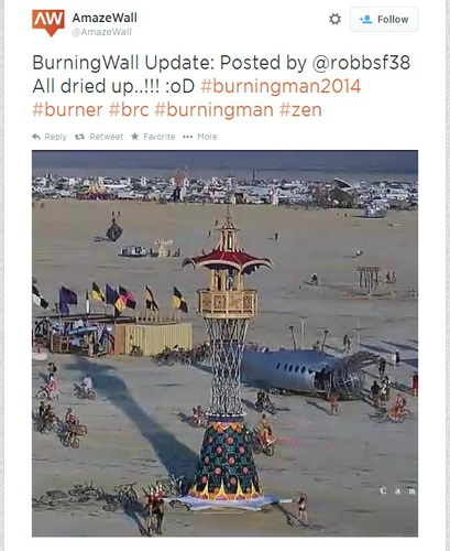 Les installations les plus folles du festival Burning Man 2014 : l
