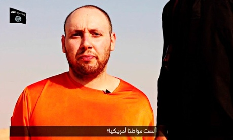 "ISIS releases ""second message to America,"" shows beheading of hostage Steven Sotloff"