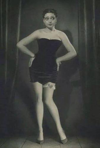 The Original Betty Boop, Esther Jones, an African American singer of the late 1920s