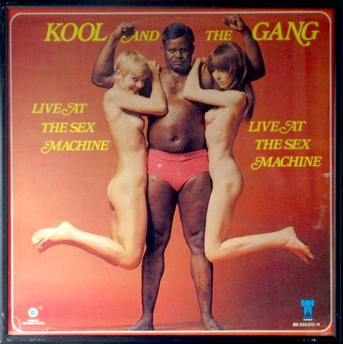 Kool and The Gang : Live at the Sex Machine