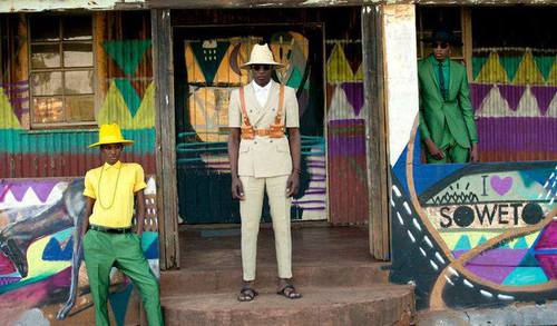 fashion style & attitude from Soweto