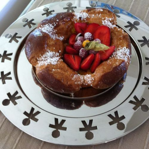 Brioche fruits rouges - Maison Jocteur #top5food