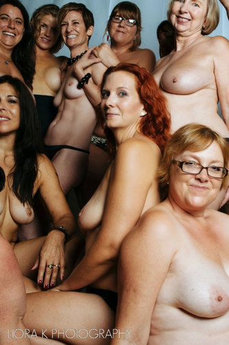 16 Beautiful Women You Won't See in Advertising (NSFW)