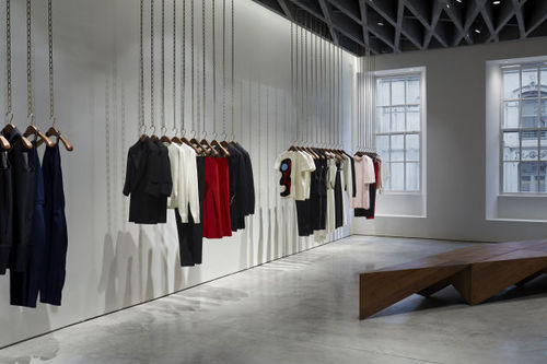 Victoria Beckham Opens First Store on London's Dover Street - Fashionista