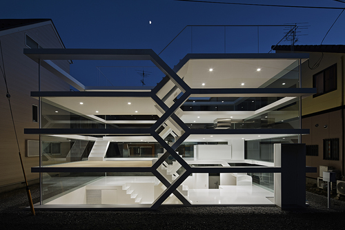 S House by Yuusuke Karasawa Architects