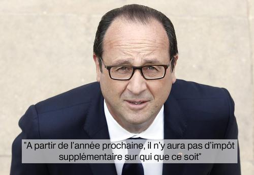 L'intervention de François Hollande en 10 citations