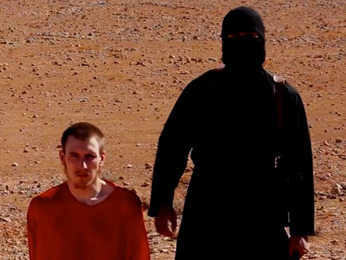 U.S. aid worker likely shot by ISIS, not beheaded, and 'Jihadi John' may be superimposed into vi