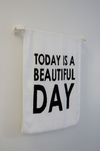 today is a beautiful day