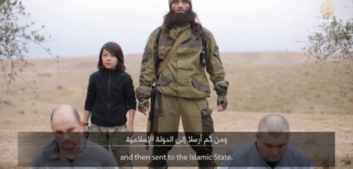 Kazakh Child Soldier Executes 'Russian Spies' in Islamic State Video | Foreign Policy