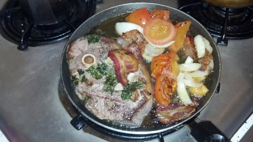 #lambsteak. #cuisine. # foodie