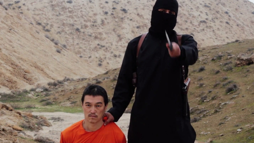 ISIS Beheads Japanese Hostage Kenji Goto in New Video