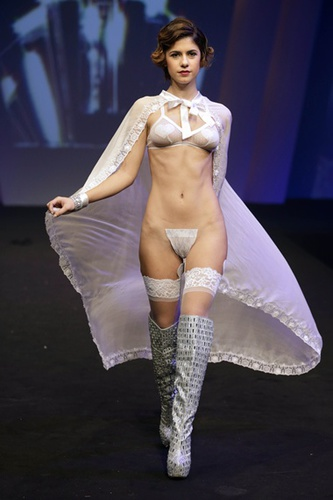 2015 International Lingerie Show - Manager Online