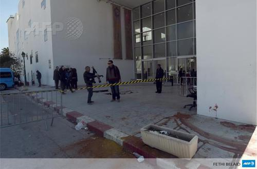 Nine suspects arrested over Tunis attack