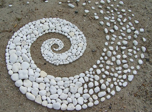 Andy Goldsworthy - Spirale