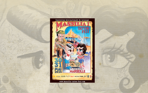 Massilia Tattoo Fest – Convention Tatouage Marseille 2015