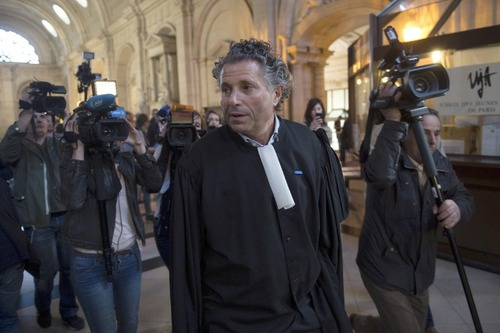 Gilles-William Goldnadel, avocat de Philippot contre le Qatar