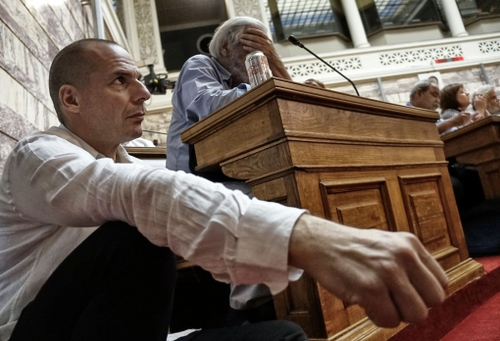 Yanis Varoufakis opens up about his five month battle to save Greece