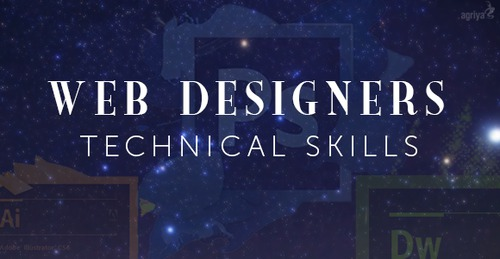 Technical skills required for Web Designers in 2015