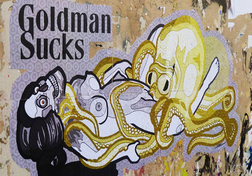 Goldman Sucks