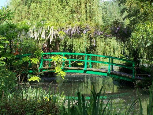 Giverny Monet's Garden